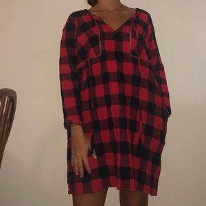 Umgee tunic / dress - PERFECT for fall!